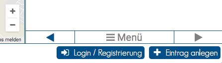Flohmarktfinder - Registrierung + LogIn